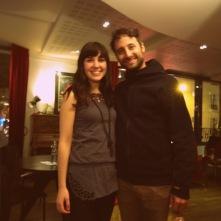 La Scèneuse et Louis-Jean Cormier - 1er novembre 2013