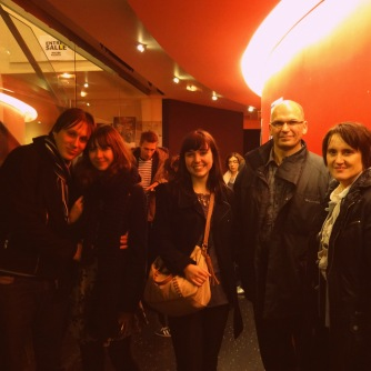 La Scèneuse et la famille Dumoulin - 1er novembre 2013
